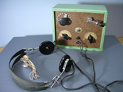 米国製鉱石ラジオ