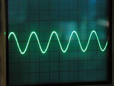 990kHz付近波形