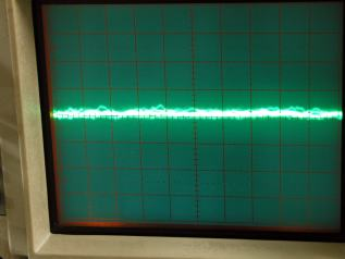 検波回路出力の波形??