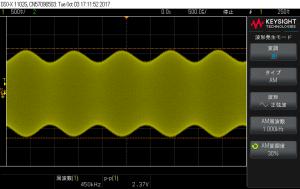 Keysight DSOX-1102Gの実力は
