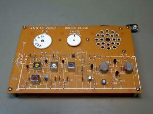 CHERRY CK-666 基板上側
