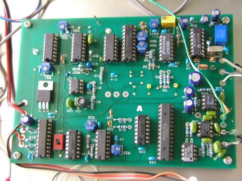 4値PSK復調器(RL基板)