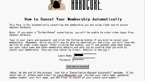 インターネットの恐怖・クレジットカードの恐怖
