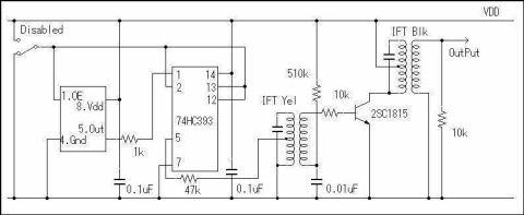 ■ラジオのテストオシレータを作ろうプロジェクト~455kHz発振回路編(PJ.02)
