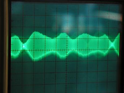 検波前波形