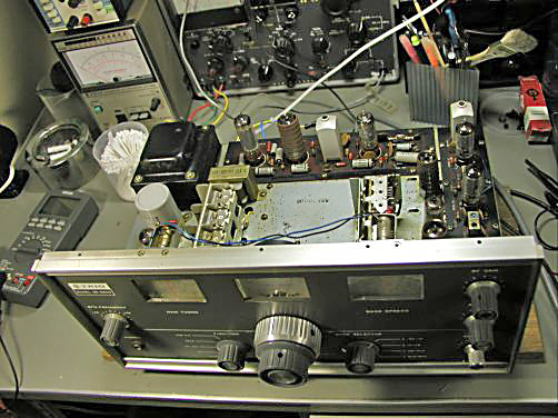 9R-59DS 本体上部
