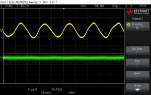 KEYSIGHT DSOX1102G Digital Storage Oscilloscope