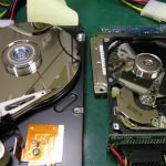 HDD POWER-ON